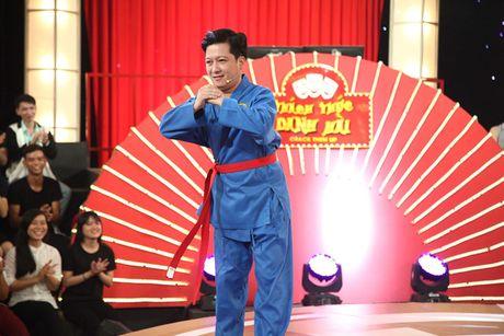 Ngo Kien Huy 'bam dap' vi Tran Thanh, Truong Giang - Anh 1