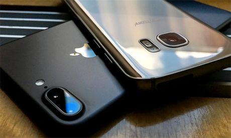Galaxy S8 se co nhieu tinh nang di truoc iPhone 8 - Anh 1
