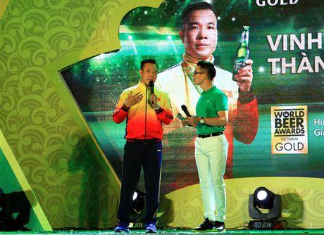 Xa thu Hoang Xuan Vinh: 'Lam dai su thuong hieu day thach thuc va trach nhiem' - Anh 1