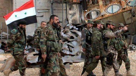 Quan doi Chinh phu Syria: Ngay chien thang den gan - Anh 1