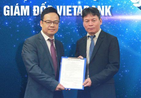 VietABank co tan Tong Giam doc - Anh 1