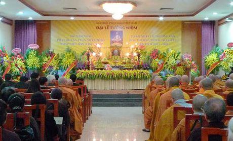 Le tuong niem 708 nam ngay Phat hoang Tran Nhan Tong nhap Niet ban - Anh 1