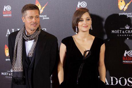 Thuc hu chuyen Brad Pitt bi mat hen ho Kate Hudson? - Anh 1