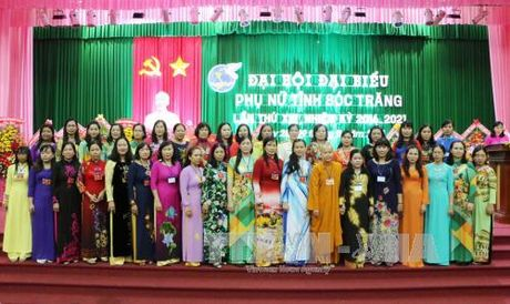 Phu nu Soc Trang xay dung nong thon moi hieu qua - Anh 2