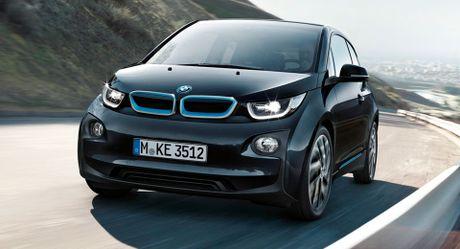 BMW i3 2017 – xe dien den tu tuong lai - Anh 1