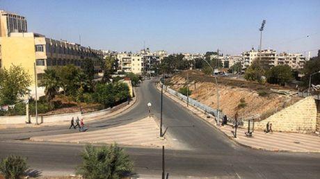 Tinh hinh Syria: Da 'quet sach' khung bo o 40% 'chao lua' Aleppo - Anh 1
