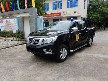 Da Nang chi hon 33 ty dong mua xe cho cong an phuong tuan tra - Anh 1