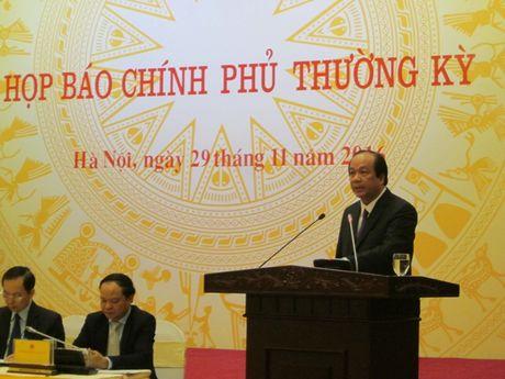 Vu ong Nguyen Minh Man: Nguoi phat ngon Chinh phu noi gi? - Anh 1