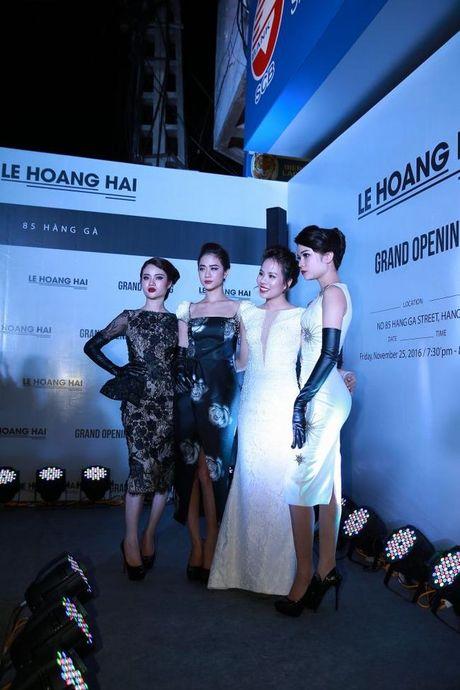 NTK Hoang Hai khien hang loat nu doanh nhan Ha Noi 'me dam' - Anh 3
