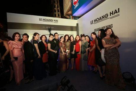 NTK Hoang Hai khien hang loat nu doanh nhan Ha Noi 'me dam' - Anh 4