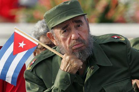 Ly do ong Putin khong den du le tang Lanh tu Fidel Castro - Anh 1