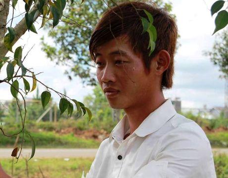 Chang trai lam thue dung cam cuu song co gai tre - Anh 1