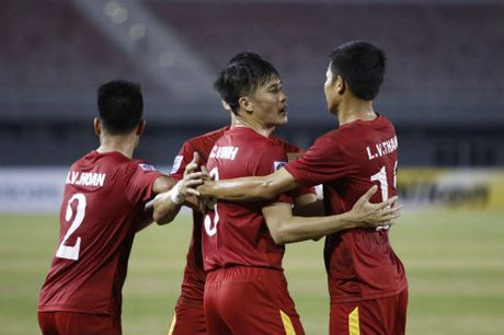Buc tranh sang toi cua DT Viet Nam tai AFF Cup - Anh 1