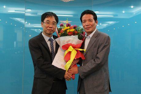 Ong Nguyen Van Hieu duoc bo nhiem Pho Cuc truong Cuc Bao chi Bo TT TT - Anh 1