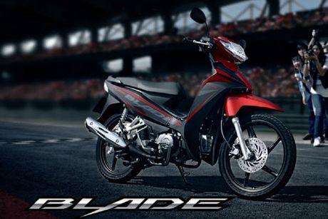 Danh gia uu va nhuoc diem cua chiec xe gia re Honda Blade - Anh 1