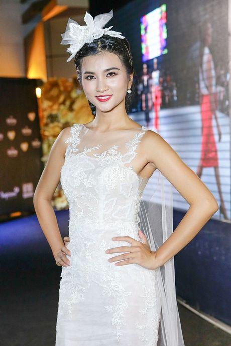 Dan sao Viet 'nao loan' tham do Vietnam Designer Fashion Week Fall - Winter 2016 - Anh 2