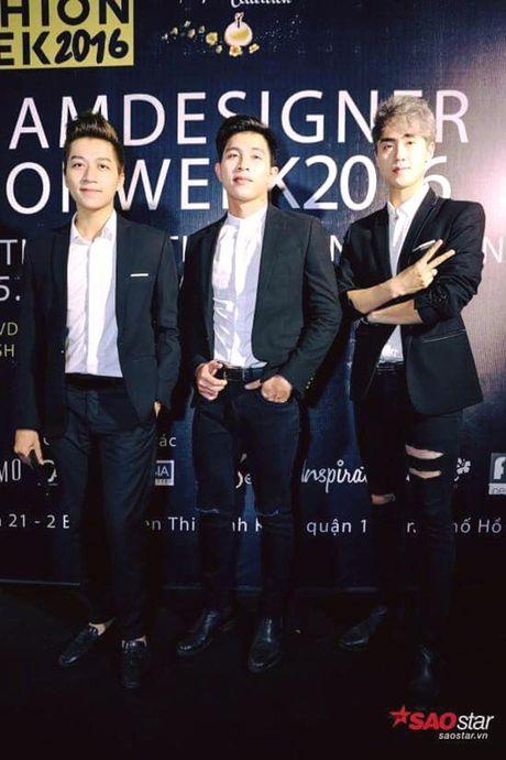 Dan sao Viet 'nao loan' tham do Vietnam Designer Fashion Week Fall - Winter 2016 - Anh 8