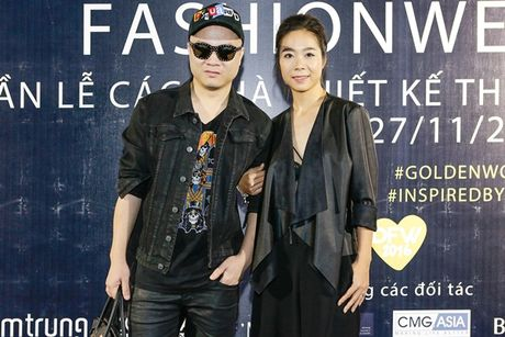 Dan sao Viet 'nao loan' tham do Vietnam Designer Fashion Week Fall - Winter 2016 - Anh 9