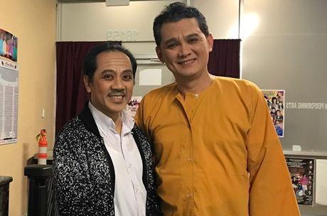 Thanh Loc - Huu Chau khien kieu bao khoc cuoi giua san khau My - Anh 1
