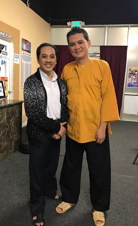 Thanh Loc - Huu Chau khien kieu bao khoc cuoi giua san khau My - Anh 2