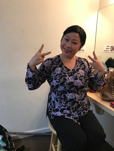 Thanh Loc - Huu Chau khien kieu bao khoc cuoi giua san khau My - Anh 3
