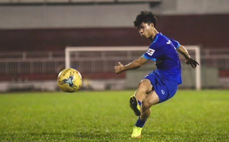 BAN TIN The thao: Cong Vinh miet mai day Cong Phuong dut diem - Anh 1