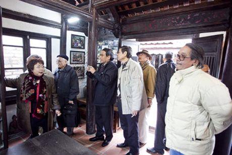 Nha luu niem Kim Lan: Coi rieng cua 'An sy giua lang van' - Anh 1