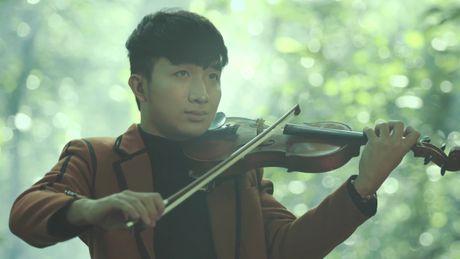 Nghe si violin Hoang Rob: San sang di ca khi…dang ngu! - Anh 2