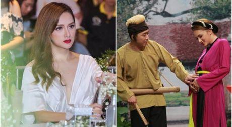 Huong Giang Idol phan ung bat ngo khi Tran Thanh co phat ngon 'phan cam' ve minh - Anh 1