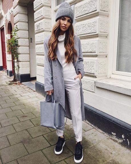 Instagram tuan qua: Mix ao choang sanh dieu cho mua dong - Anh 11