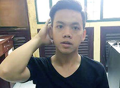 TP.HCM: Bat ke dam ban tu o cho Tran Nhan Tong - Anh 1