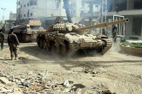 'Ho Syria', Dieu hau sa mac giang don sam set vao phien quan o Aleppo - Anh 1