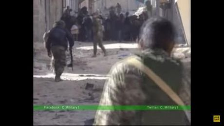 Tran Stalingrad Syria: Chien su ac liet, giai cuu dan trong mua dan phien quan - Anh 1