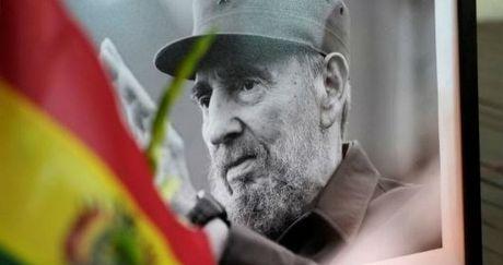 Cuba ban 21 phat dai bac mo dau le tang cuu chu tich Fidel Castro - Anh 1