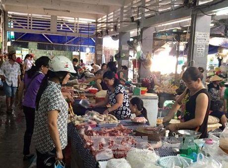 CPI thang 11 cua Tp. Ho Chi Minh tang 0,55% - Anh 1