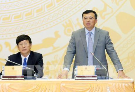 Hop bao Chinh phu: Thay the xang RON92 bang xang sinh hoc E5 la khong chinh xac - Anh 1