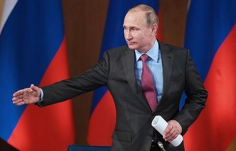 Putin sap co bai phat bieu 'dac biet' - Anh 1