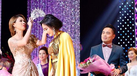 Thanh Thao lien tuc dat show lam giam khao thi sac dep - Anh 9
