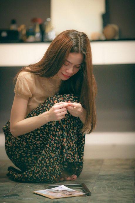 'Chay theo ly tri' - Cai ket tron ven cho phim ngan ca nhac Ho Ngoc Ha - Anh 1