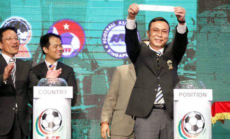 PCT VFF Tran Quoc Tuan: 'Muc tieu cua DT Viet Nam la khong thua...' - Anh 1