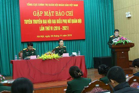 3 nu tuong se tham du Dai hoi dai bieu Phu nu Quan doi lan thu VI - Anh 1