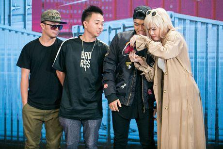Thieu Bao Tram tro thanh 'tan binh' moi cua The Remix New Generation - Anh 2