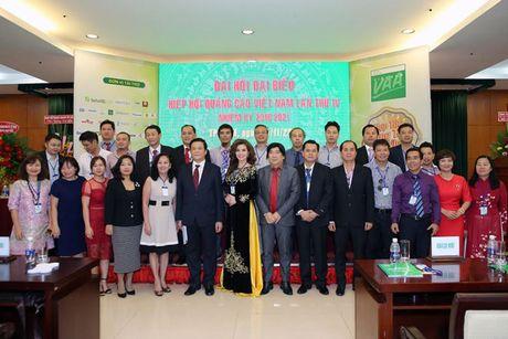 Dai hoi Hiep hoi Quang cao Viet Nam nhiem ky IV - Anh 1