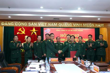 Ong Phung Quang Hai thoi giu chuc danh Chu tich Hoi dong thanh vien Tong cong ty 391 - Anh 1