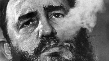 Bat ngo voi cach Hollywood khac hoa hinh anh Fidel Castro - Anh 1