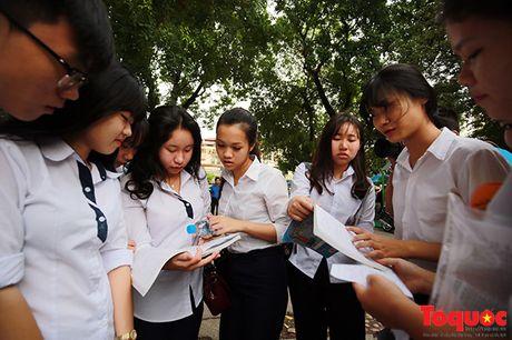 TP.HCM: Thang 4 nam 2017 se to chuc thi thu THPT quoc gia - Anh 1