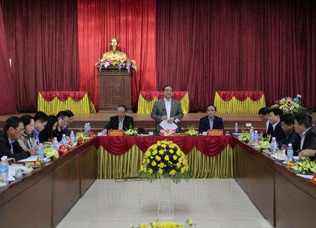 Bi thu Ha Noi: Phai loai bo nhung can bo danh dan - Anh 1