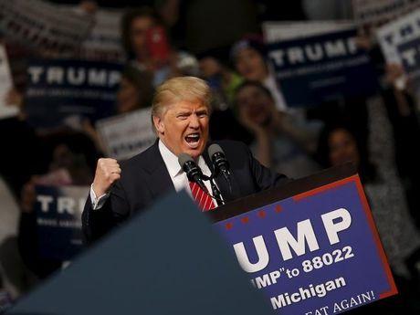 Trump thang o Michigan, bang tranh chap cuoi cung - Anh 1