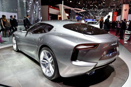 Maserati san xuat sieu xe dien canh tranh Tesla - Anh 3
