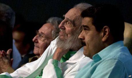 Nhieu nuoc tuyen bo quoc tang tuong nho lanh tu Fidel Castro - Anh 1